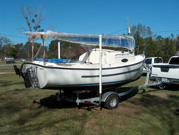 North Carolina Sailboats